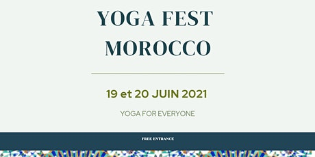 [Marrakech - Om Yoga] Vinyasa Yoga - Mathilde billets