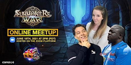 Surin, Heroshin, and ImTheJuggurnot's Summoners War Online Meetup! Tickets