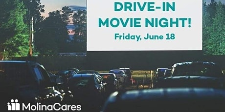Molina Healthcare Drive In Movie Night tickets