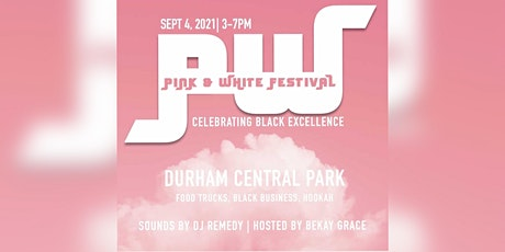 Pink & White Festival tickets