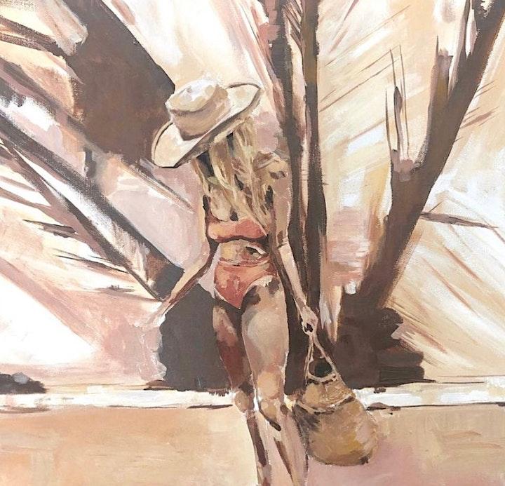 Painting Workshop with Erika Lenaye image