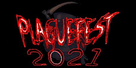 PlagueFest 2021 tickets