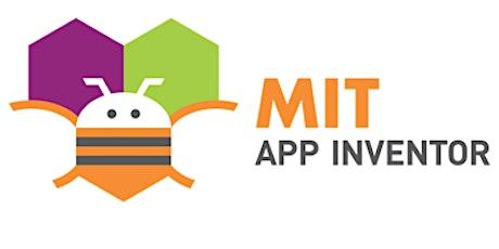 ONLINE: CoderDojo- MIT App Inventor (For Grades 3 through 6) tickets