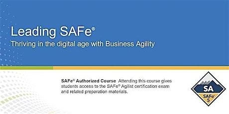 VIRTUAL ! Leading SAFe® 5.1 Certification Training boletos