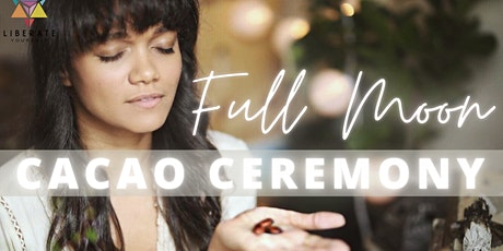 Full Moon Heart-Opening Cacao Ceremony with Sound & Movement tickets