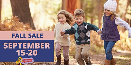 Huge Kids Consignment Pop-Up Shop! JBF Mount Vernon Fall 2021 tickets