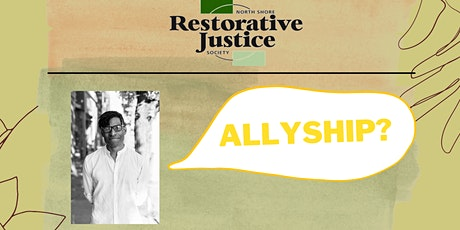 Youth Justice Lab Speaker Series - Allyship tickets