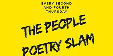 The People: Poetry Slam tickets