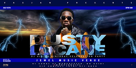 DUSTY LOCANE PERFORMING LIVE! tickets