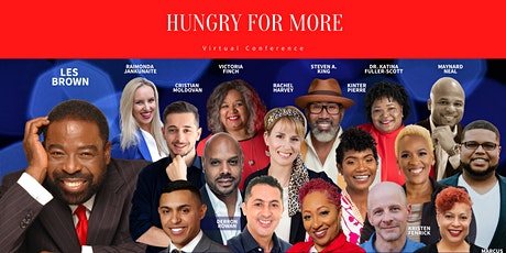 Hungry For More 3 Days Exclusive Event with Les Brown tickets