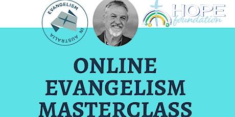 Evangelism Masterclass with Darryn Keneally tickets
