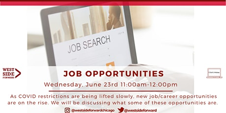 Job Opportunities tickets