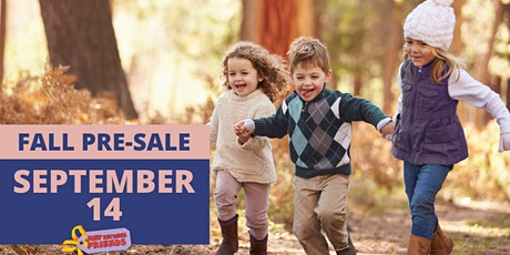 PRESALE | Huge Kids Consignment Pop-Up Shop! JBF Mount Vernon Fall 2021 tickets