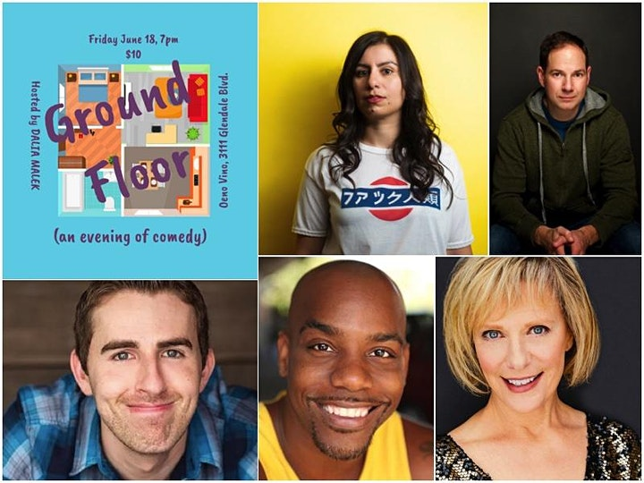 Ground Floor (an evening of comedy) image