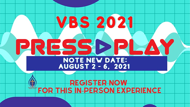 Press Play - VBS 2021 image