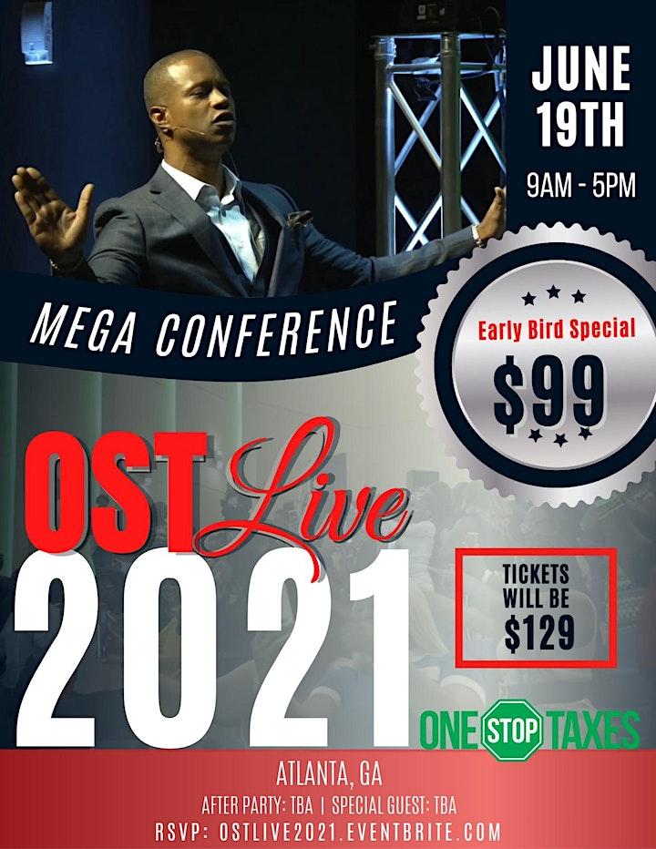 OST LIVE 2021 - Mega Conference image