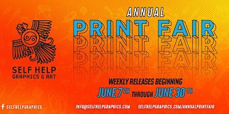 Shop Annual Print Fair at Self Help Graphics & Art tickets