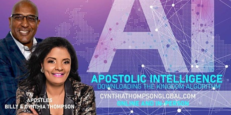 Apostolic Intensive 2021 tickets