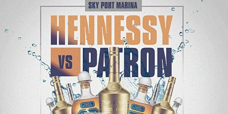 Hennessy vs Patron Yacht Party tickets