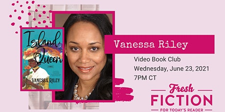 Video Book Club with Author Vanessa Riley tickets