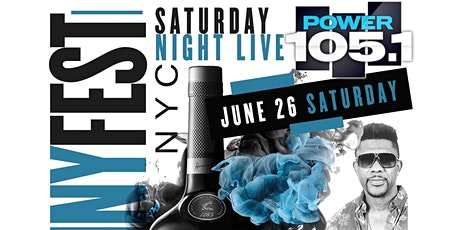 HennyFest Saturday Night Live @ Rooftop 13 tickets
