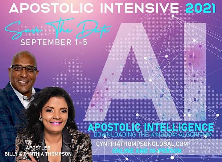 Apostolic Intensive 2021 image