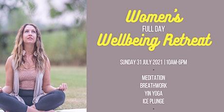 Women's Full Day Wellbeing Retreat tickets
