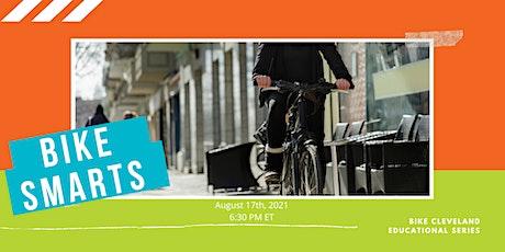 Bike Smarts: Biking for School, Work, and Shopping tickets