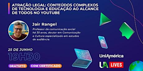 Atração legal: conteúdos complexos de tecnologia e educação ao alcance biglietti