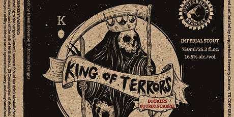 Barrel Aged KING OF TERRORS! tickets