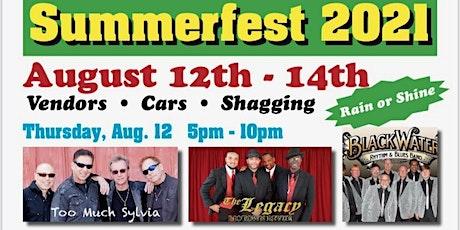 Summerfest 2021 tickets