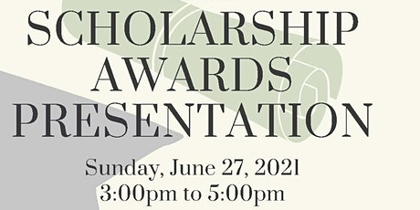 Pearls of Service Foundation, Inc. 2021 Scholarship Awards Presentation tickets