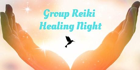 Group Reiki Healing Night tickets