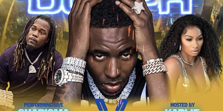 Young Dolph feat Charisma Mufasa LIVE Hosted by Karlie Redd tickets