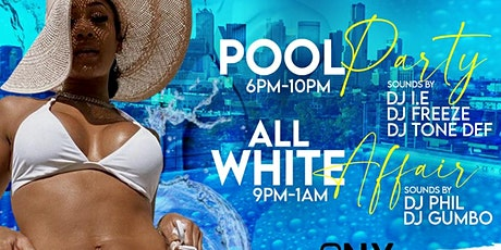 Steve O's Pool Party + All White Affair tickets