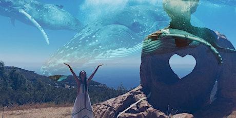 Summer Solstice Sound Bath Overlooking the Ocean in Malibu tickets