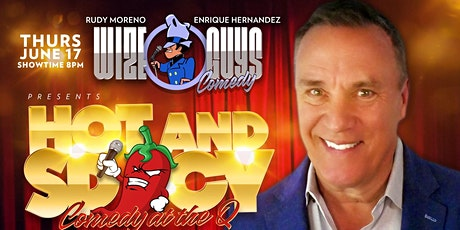 WIZEGUYS COMEDY PRESENTS: HOT AND SPICY AT THE Q tickets
