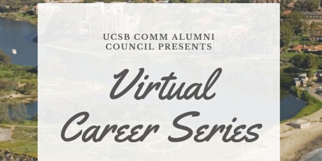 Comm Alumni Virtual Career Series - Noelle White tickets