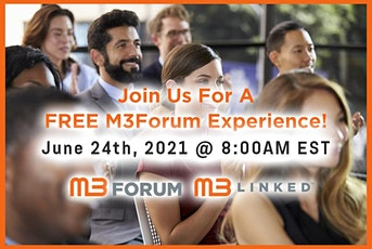 M3Linked: In Person Networking in Detroit! tickets