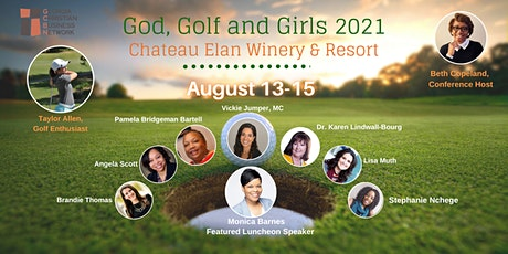 GCBN presents GGG6:  God, Golf and Girls 2021-6 | The Experience tickets