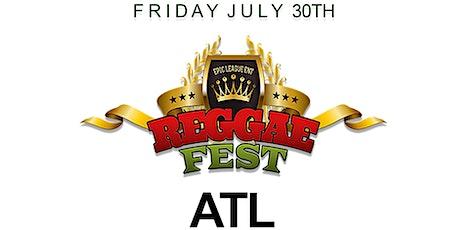 Reggae Fest ATL Vs. Soca at Believe Music Hall tickets