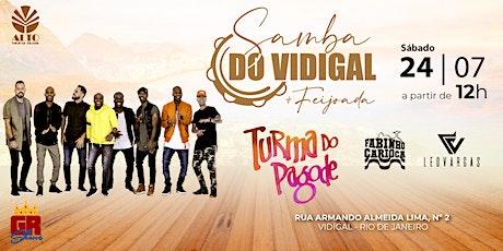 Samba do Alto + Feijoada | 24jul21 ingressos