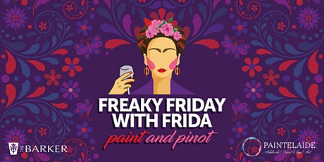 Freaky Friday with Frida // Paint & Pinot tickets