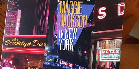Maggie Jackson NY CD LAUNCH with the NY jazz quartet at the Coolroom tickets