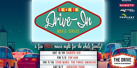 FREE DRIVE-IN MOVIE NIGHT:  Star Wars Episode VII - The Force Awakens tickets