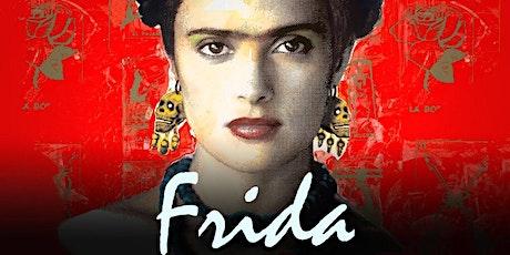 """Frida"" with Salma Hayek as Frida Kahlo - Film History Livestream Program tickets"