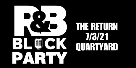 R&B Block Party: The Return tickets