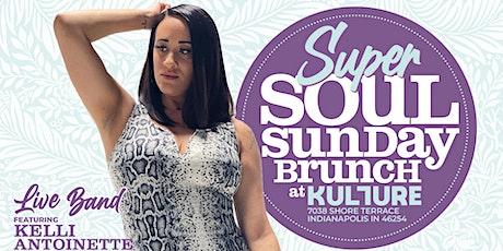 KULTURE SUPER SOUL SUNDAY BRUNCH tickets