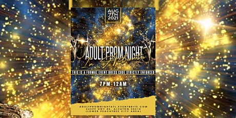 ADULT PROM NIGHT IN ATL tickets