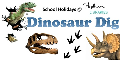 Dinosaur Dig in Trentham tickets